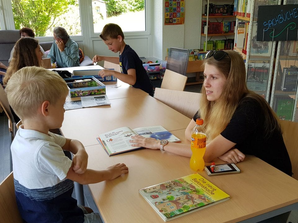 LAG-GG-Bibliothek-Kleblach-Lind