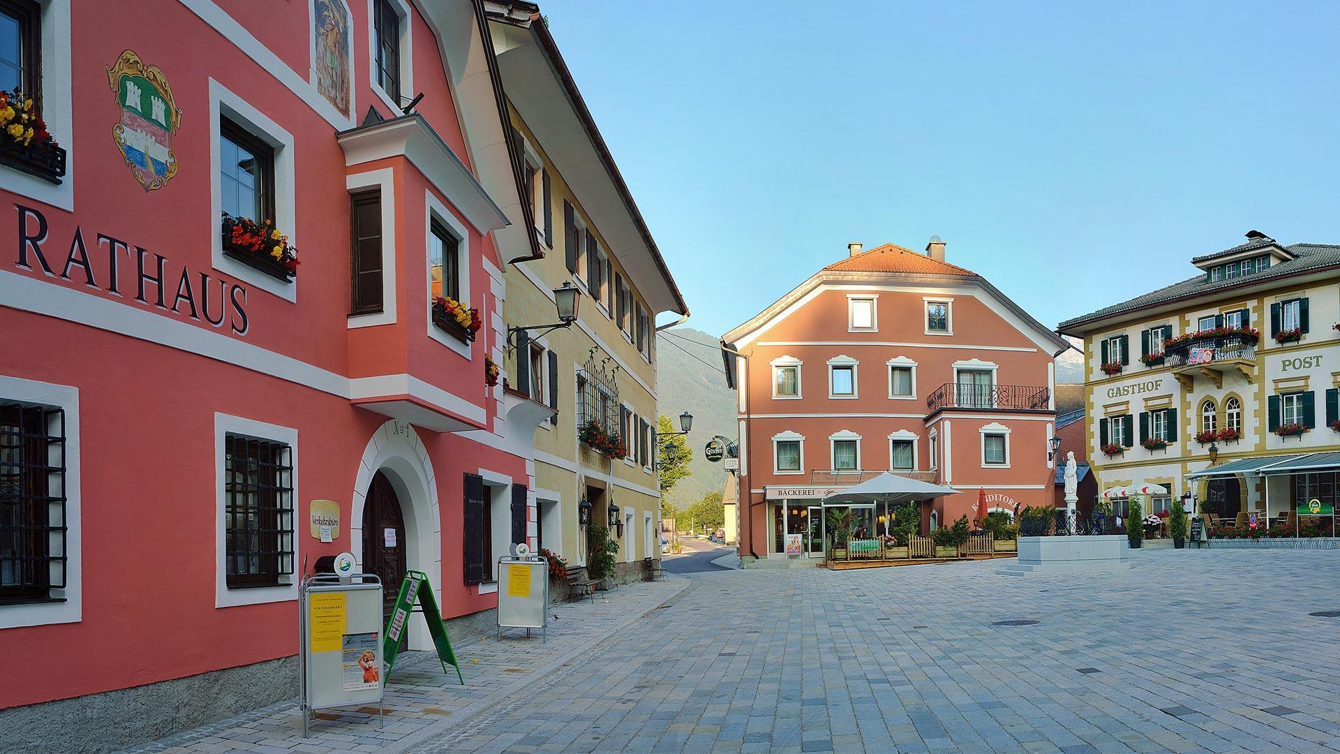 LAG-GG-Historischer-Marktplatz-Oberdrauburg
