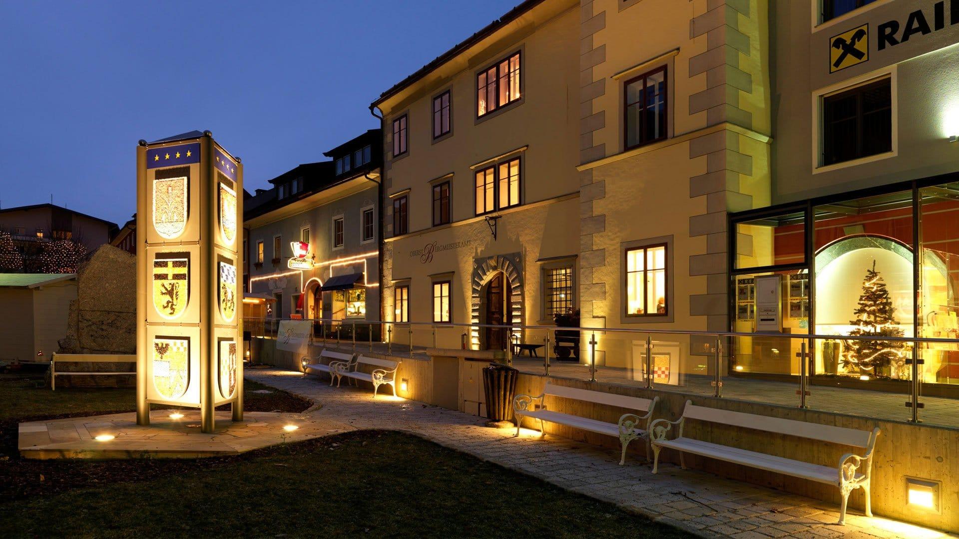 LAG-GG-Oberstgergmeisteramt-Ansicht-Nacht