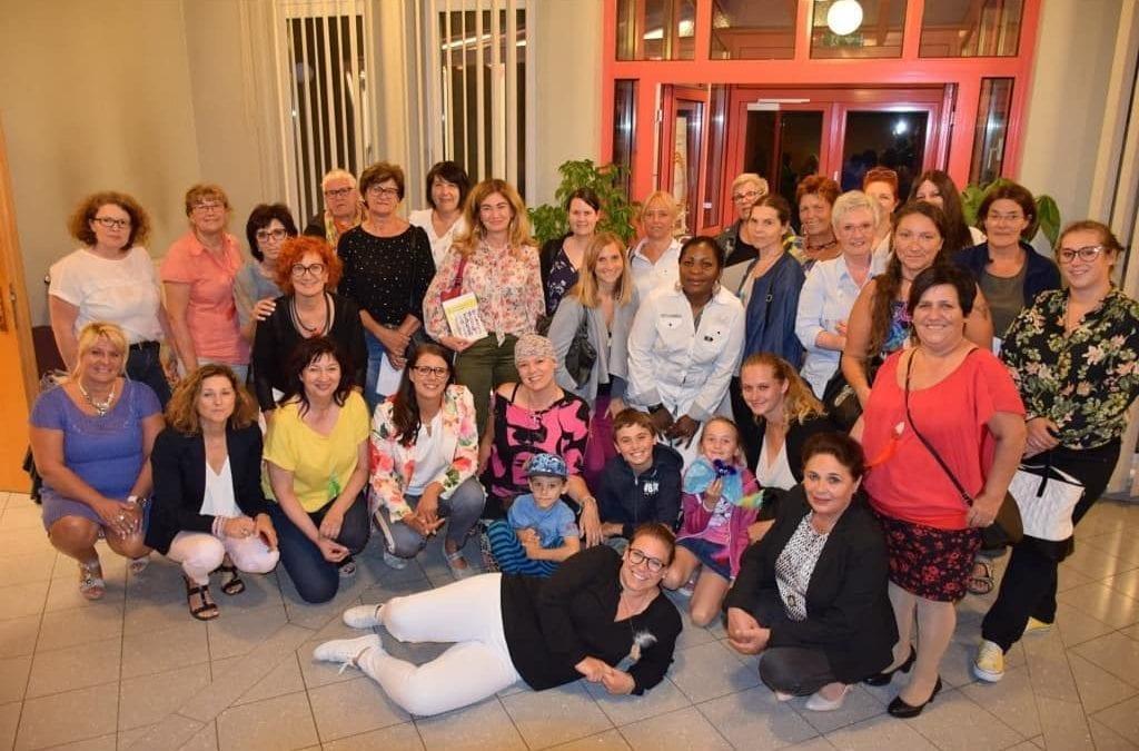 """TeilnehmerInnen bei """"Frau in der Region"""" mit LR Sara Schaar in der LAG Villach-Umland"""