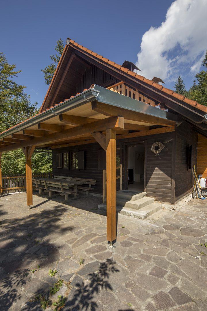 WALD-ERLEBNIS Ortenfelshütte Treffen