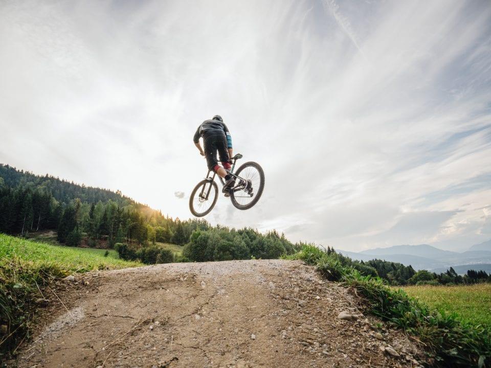 Flowgartner Trail lake.bike Region Villach Tourismus GmbH, Fotograf: Martin Hofmann