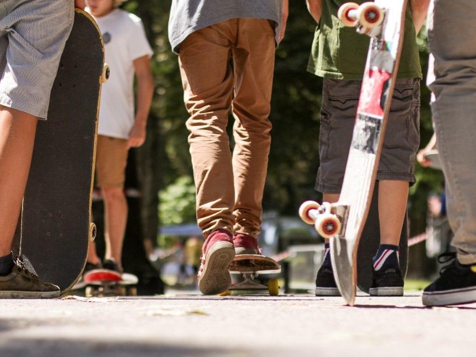 Der Verein Boardsport-Union PUSHER baut einen Skatepark in Spittal.