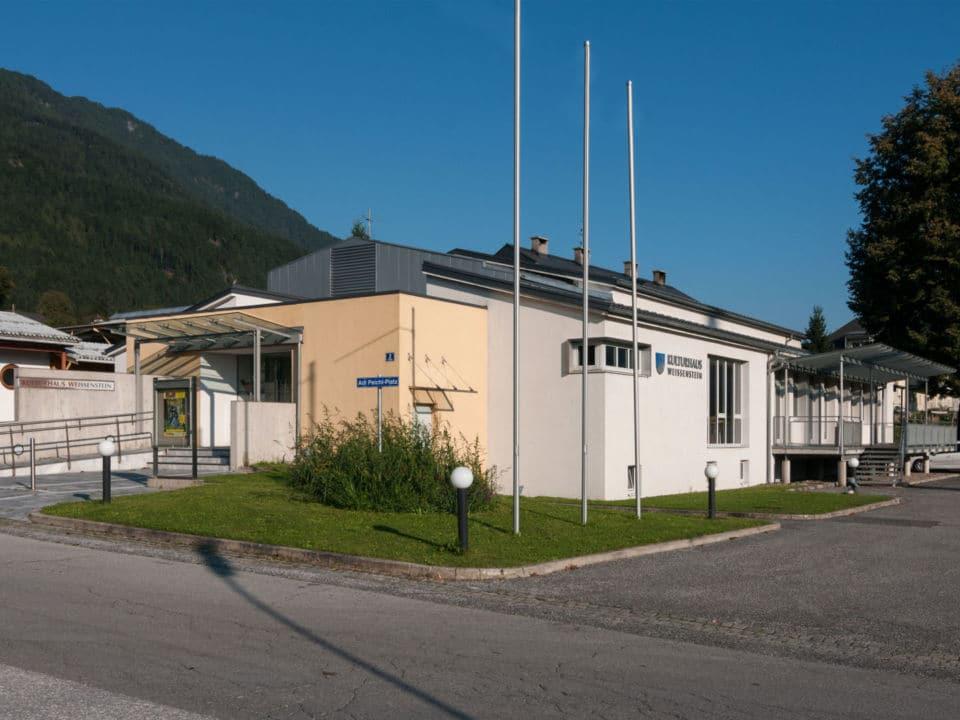 Weißenstein Kulturhaus